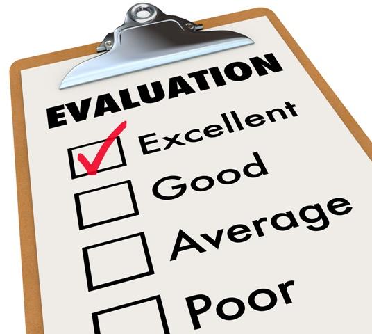 Evaluation concept