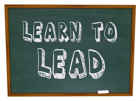Learn to Lead - Chalkboard