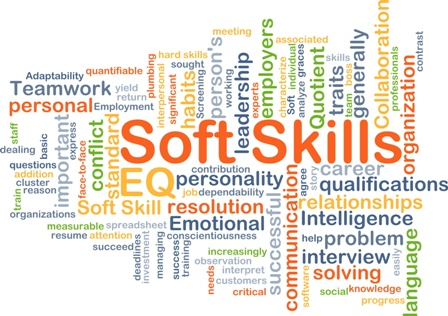 soft skills with other words