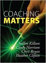 The book cover of coaching matters