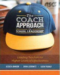 The Coach Approach to School Leadership Book Cover