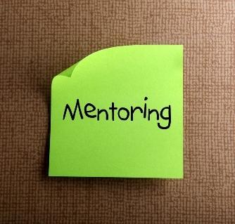 Mentoring Sticky Note