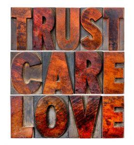 Trust Love Care