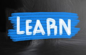 Image of the word Learn