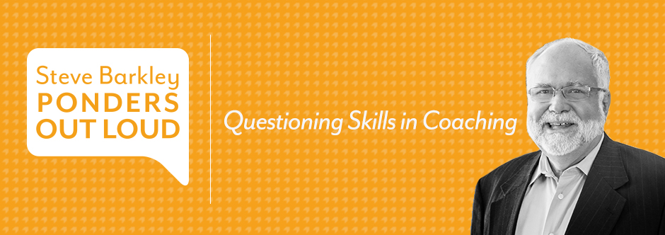 Questioning Skills in Coaching