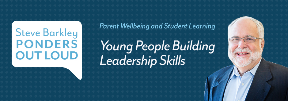 Young People Building Leadership Skills